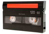 petite cassette de camescope
