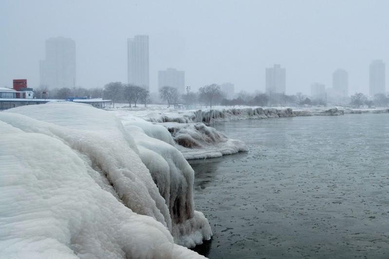 États unis: le froid fait 21 morts