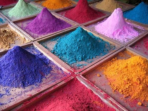 Mode d'utilisation des couleurs